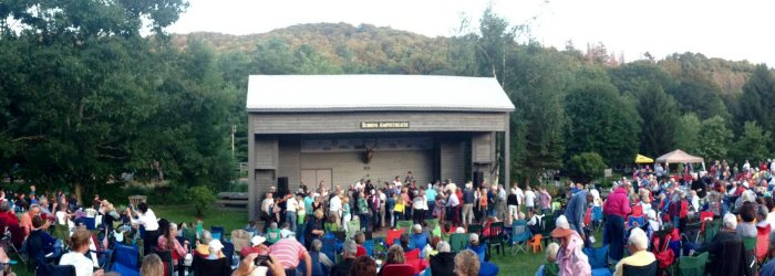 Things to do in Banner Elk, NC; Banner Elk Concerts In The Park 2019